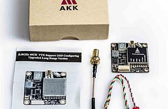 AKK FX2 Contents