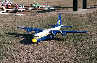HobbyKing Avios C-130 Scale Airplane