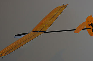 Sailfish F3K Sailplane