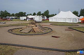 Figure 8 track