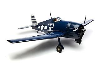 Hangar 9 F6F Hellcat 15cc ARF