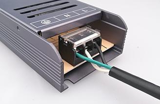AC input port