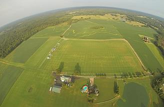 What an amazing RC flying facility