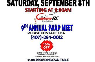 News Graves Rc 9th Annual Swap Meet And Sale Rc Groups