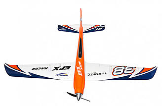 "43"" wing span EFX Racer"
