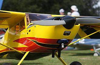 Timber XL Gas Prototype 2