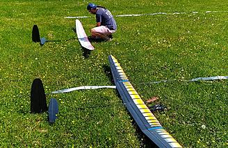 Prototype Sense Gliders