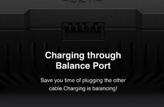 Balance port charging only