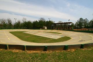 Super Speedway Race Track