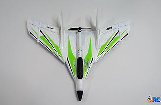 F-27 top has an attractive bright trim scheme