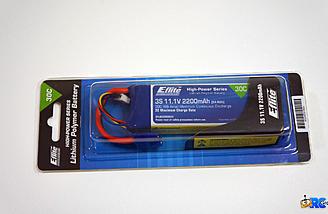 E-flite 3S 2200mAH Lipo