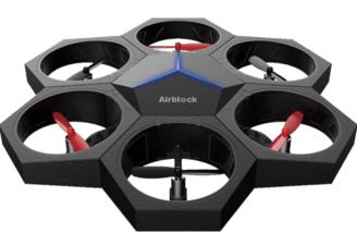 Airblock modular drone