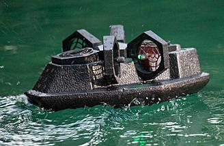 Hovercraft configuration