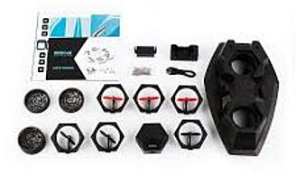 Airblock drone comes with these parts