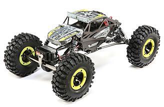 ECX 1/18 Temper Gen2 4WD Rock Crawler
