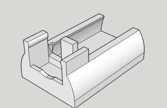 Custom mount