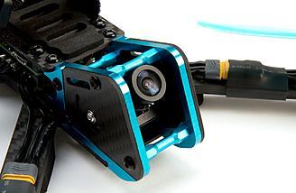 Adjustable tilt cam / GoPro Ready