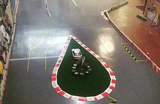 Indoor Drift Car Track