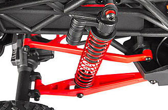 Adjustable Coil-over Shocks