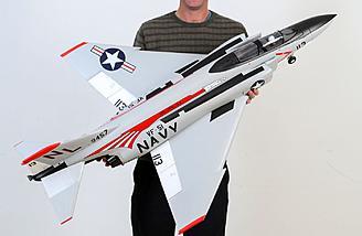 Nice size EDF jet