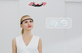 UDrone - A Mind Controlled Drone Project