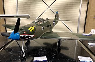 E-flite P-39 Airacobra