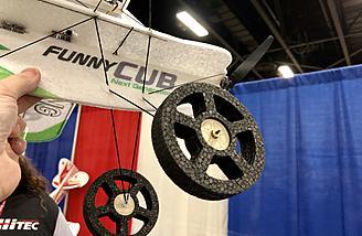 Funny Cub wheels