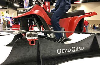 Quad Quad by Foamy Ninja