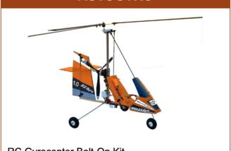 RC Autogyro