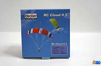 Hacker RC Cloud 0.5 Box