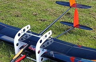 Holds two sailplanes safefly