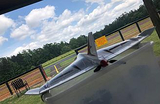 Time for a flight at Cobb Country RC Modelers Site