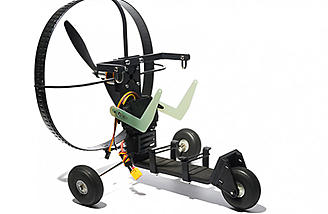 Tricycle motor unit