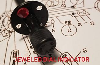 Jeweled Dial Indicator