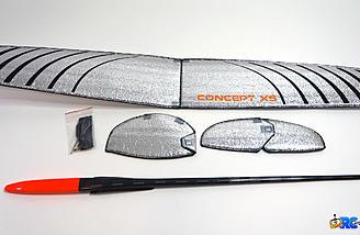 Concept X5 Parts