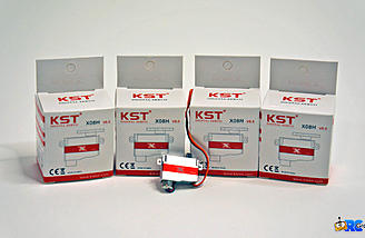 Thanks to KST for providing the servos for this review.