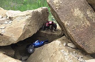 Technical rock crawling courses