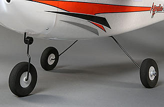 Optional Landing Assist Sensor for Smoother Landings