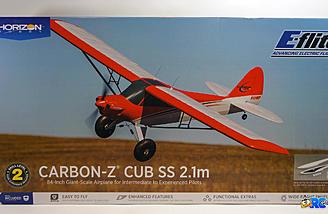 Carbon-Z Cub SS Box