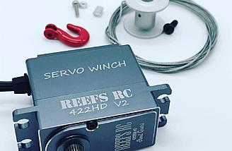 Plug N Play Servo Winch Kit