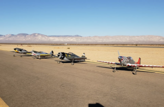 Entry level Sportsman class warbirds