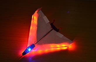 LED's for night flying