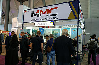 MMC UAV at InterGEO 2019