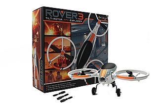 FrSky Vantac Rover3 FPV Tricopter