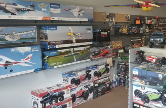 Hot RC Aircraft Available