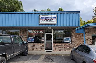 Mach Speed Hobbies Store Front