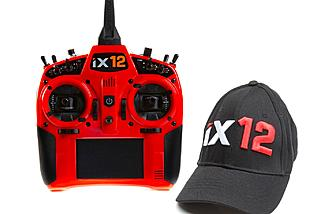 iX12 Limited Edition in Red with Matching Hat