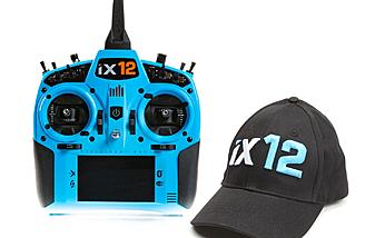 iX12 Limited Edition in Blue with Matching Hat