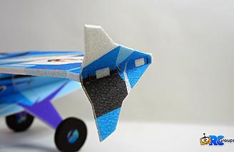 Winglets installed