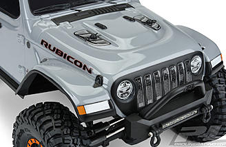 2020 Jeep Gladiator Body